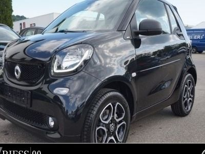 gebraucht Smart ForTwo Cabrio 66 kW turbo twinamic passion