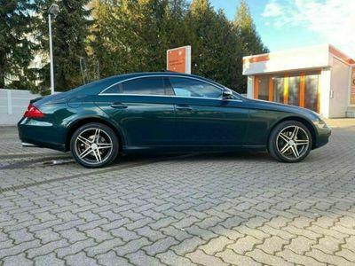 gebraucht Mercedes CLS320 CDI Automatik Voll