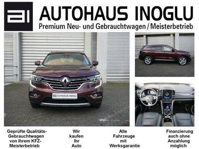 gebraucht Renault Koleos 2.0 DCI Intens 4x4 Navi Leder LED Euro6