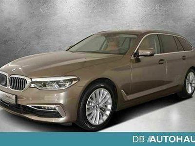 gebraucht BMW 525 d Touring Luxury Line Steptronic