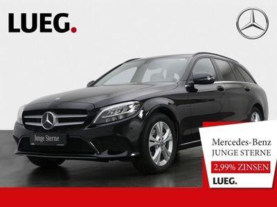 gebraucht Mercedes C200 T 4M Navi+LED-HP+BusinessPl+ParkAss+Kamera