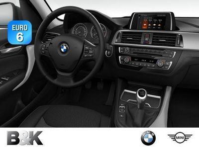 used BMW 120 d 5-Türer Leas ab 229, - LED, PDC, SHZ