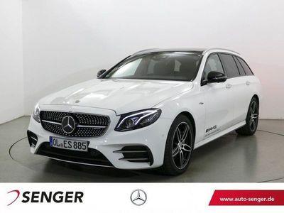 gebraucht Mercedes E53 AMG E 53 AMGT AMG 4M Panorama AHK Drivers-Package 360°K