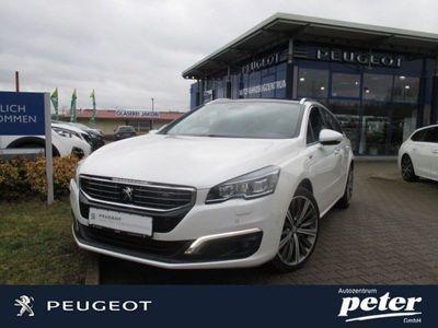 gebraucht Peugeot 508 SW GT BlueHDI 180 EAT6 S&S Leder,LM,ZV,NSW