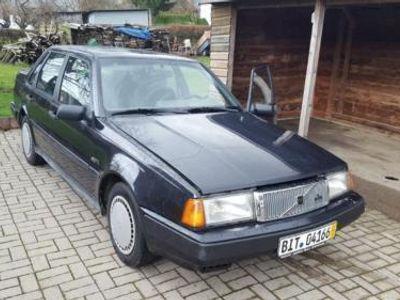 gebraucht Volvo 460 GL Injection, 1,8l Benzin 102PS, Limousine