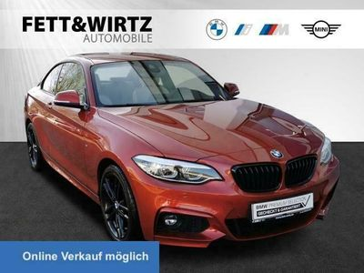 gebraucht BMW 220 i Coupe SAG M-Sport Leas 369 - o A