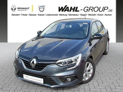 gebraucht Renault Mégane LIMITED Blue dCi 115 EDC ()