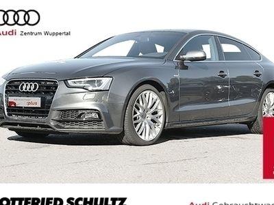 gebraucht Audi A5 Sportback S line 2.0TDI LEDER S-LINE XEN NAV PDC VO+HI Sport