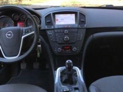 gebraucht Opel Insignia 2.0 Turbo 4x4 ecoFLEX Start/Stop Sport