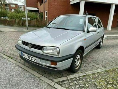 gebraucht VW Golf III GL 98.000KM 1.6 Benzin Schiebedach
