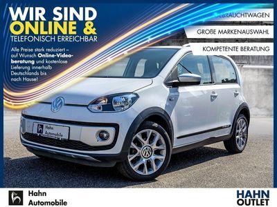 gebraucht VW cross up! up!1.0 Sitzh Klima Bordc cool&sound