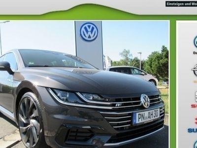 usado VW Arteon TDI SCR 4Motion DSG R-Line Navi, LED uvm.