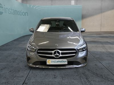 gebraucht Mercedes B180 B 180Progressive MBUX+PARKTRONIC+LED+TEMPOMAT+