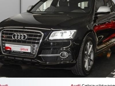gebraucht Audi SQ5 3.0 TDI competition quattro tiptronic Navi Klima