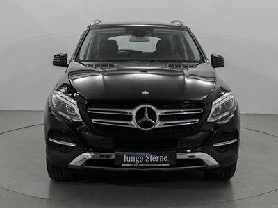 gebraucht Mercedes GLE500 4M