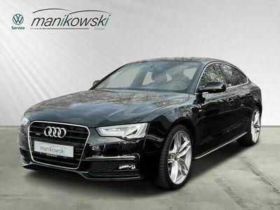 "gebraucht Audi A5 Sportback Quattro 1.Hand+S-Line+20""+Bang&Oluf"
