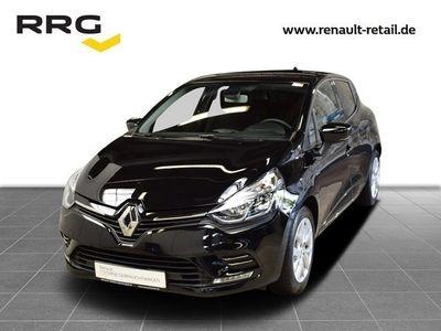gebraucht Renault Clio IV Clio0.9 TCE 75 LIMITED KLEINWAGEN