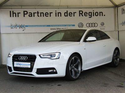 gebraucht Audi A5 Coupé 2.0 TDI S-Line Navi/Xenon/Leder usw.