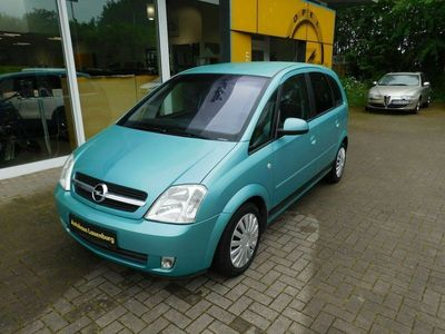 gebraucht Opel Meriva Edition PDC