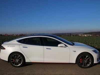 """gebraucht Tesla Model S P85D Performance 21"""" Vollausstattung!"""