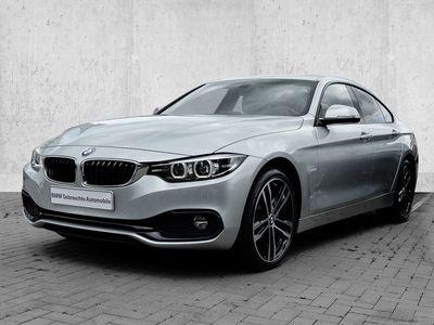 gebraucht BMW 440 4er i xDrive Gran Coupe Sport Line