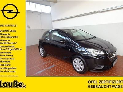 gebraucht Opel Corsa 1.4 Edition, Klima, Bluetooth, GJ Reifen