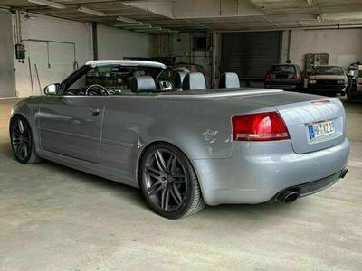 gebraucht Audi RS4 Cabriolet/Leder/Navi/Carbon/Xenon/PDC