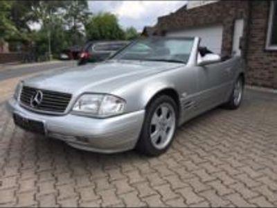 używany Mercedes SL320