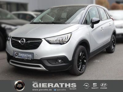 gebraucht Opel Crossland X Innovation Klimaautomatik Navi Kamer