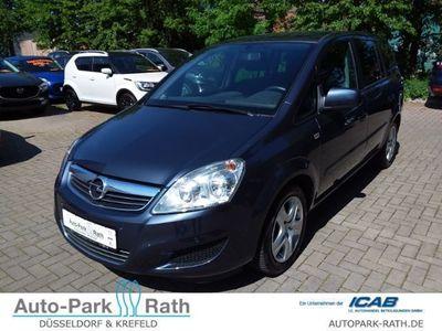 gebraucht Opel Zafira B 1.6 -- 7 Sitzer Edition