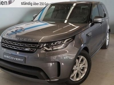 gebraucht Land Rover Discovery 2.0 Sd4 SE 7 Sitzer Standheizung Fahrassistenzpaket