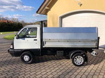 gebraucht Piaggio Porter Maxxi 2,2 T 4x4 LKW Kipper