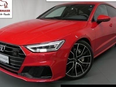 gebraucht Audi A7 Sportback S-LINE+ExP 55 TFSI 340PS NP:90tEUR