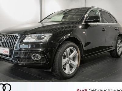 gebraucht Audi Q5 2.0 TFSI quattro S-Line Xenon,Navi, Aps