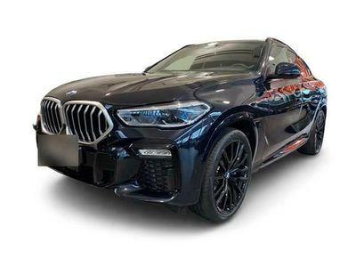 gebraucht BMW X6 xDrive30d MSport InnovationsPaket EntertainmentPaket AHK Laser Akustikglas Komfortsitze