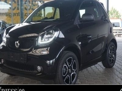 gebraucht Smart ForTwo Cabrio twinamic Passion LED & Sensor Szhg