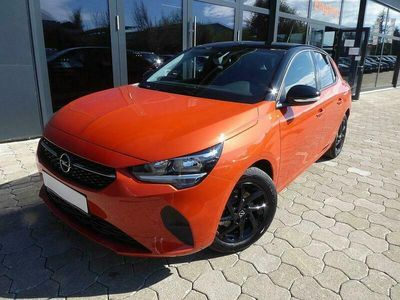 gebraucht Opel Corsa 1.2 Smile Dach schwarz, PDC hinten