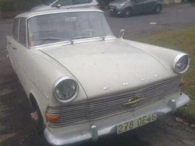 gebraucht Opel Rekord P2