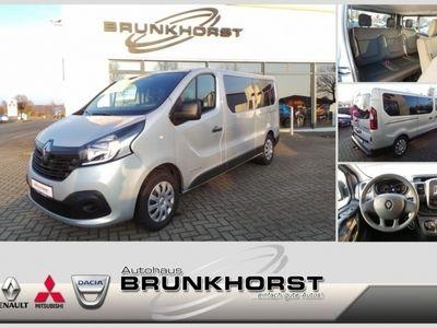 gebraucht Renault Trafic 1,6 dCi 125 Energy L2H1 9 Sitze Expression Klima, PDC !!!