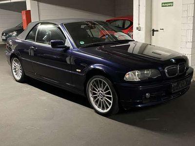 gebraucht BMW 325 Cabriolet 325 Ci Leder AHK MFL u.v.m.