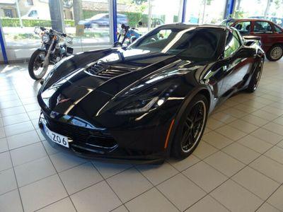 gebraucht Corvette Z06 Performance Carbon Headup Europa Competition