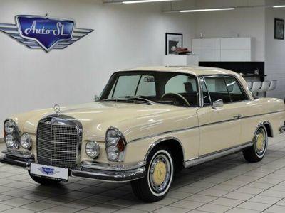 gebraucht Mercedes W111 SEB CoupeServolenkung