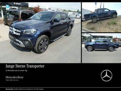 used Mercedes X250 d 4MATIC POWER EDITION