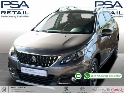 gebraucht Peugeot 2008 PureTech 130 S&S Allure *NAVI*Pano*Grip-C*Kamera*