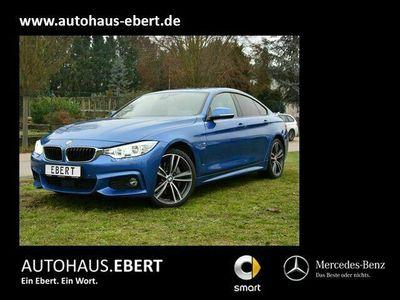 gebraucht BMW 435 Gran Coupé d xDrive M-Sport 8G+NAVI+LED+AHK als Sportwagen/Coupé in Michelstadt