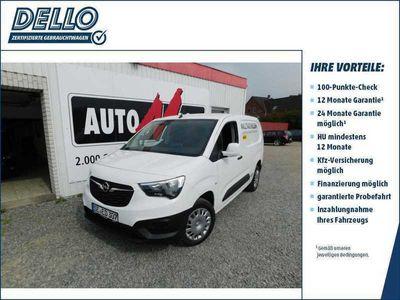 gebraucht Opel Combo Cargo Xl Edition Klima/Navi/Schiebet.re
