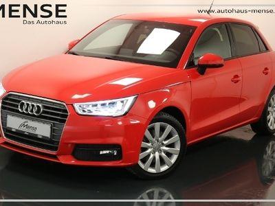 gebraucht Audi A1 Sportback 1.4 TFSI Sport Navi MediaPaket Sitzhzg