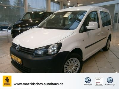 gebraucht VW Caddy 1.6 TDI Trendline *PDC*GRA*AHK*
