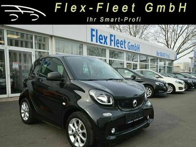 gebraucht Smart ForTwo Electric Drive Coupe / EQ Panodach Klima LED Paket
