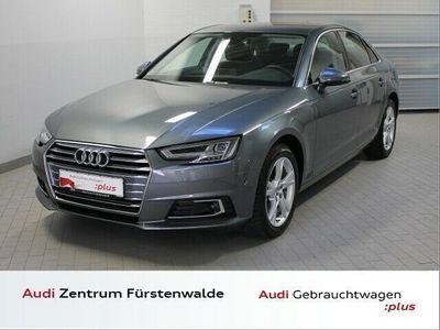 gebraucht Audi A4 Limousine Sport 1.4TFSI LED StHZ ASSISTENP.-TOUR